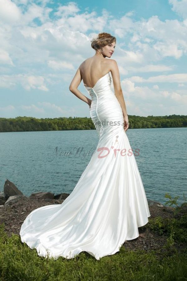 Wedding Decoration Inexpensive Beach Wedding Dresses