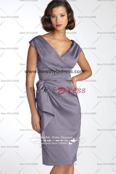 Simple Cheap Knee-Length Elegant under 100 womes
