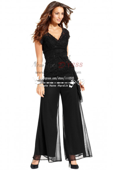 Sexy black lace Women