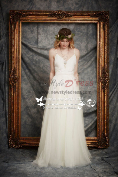 New Arrival Wedding Jumpsuits With Tulle Detachable Skirt