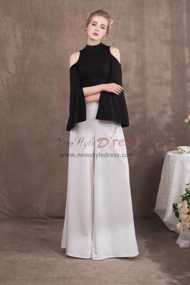 New Style Women Prom dresses Jumpsuit Wide leg pants NP-0420