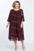 2021 Mother Of The Bride Dresses Brown Plus Size women's Dresses nmo-722-1