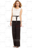 Lace Vest 2PC mother of the bride trousers set for the beach wedding nmo-057