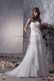 Sweetheart A-Line Elegant Elegant Wedding Dress nw-0300