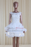 Fashion Princess Layered Homecoming Dress