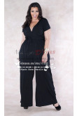 Plus size custom made mother of the bride jumpsuits nmo-172