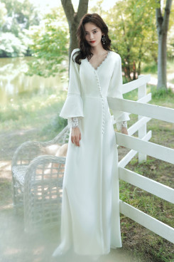 2021 Elegant Women's Dress,Fashion Discount Long Sleeve Autumn Dresses cso-009