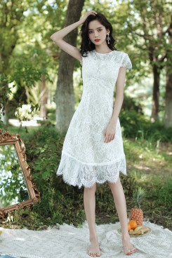 2021 Fashion Cheap Women's Dress, Under $100 Midi Lace Dresses cso-002