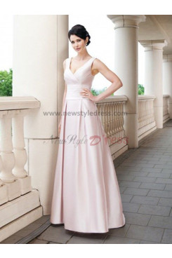 Hot Sale V-neck Glamorous Mother of the bride suit dress cms-0018
