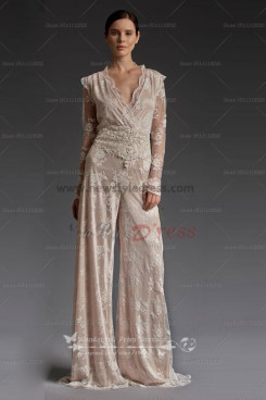 Latest Fashion Lace Glamorous Sexy Loose Women's Jumpsuits wps-002