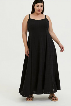 2021 Black Women's Dresses, Plus Size Mother Of The Bride Dresses nmo-713