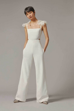 Fashion Wedding Guest Suits, Party Outfits for Women wps-223