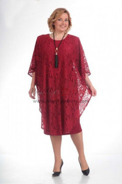 Good Comment Burgundy Lace Modern Mother Of The Bride Dresses Free Shipping