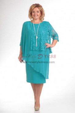 Hot Sale Jade Green Simple Mother Of The Bride Dresses Free Shipping