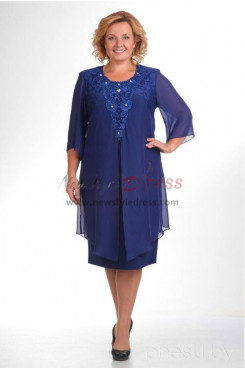 Hot Sale Royal Blue Dressy Mother Of The Bride Dresses Free Shipping