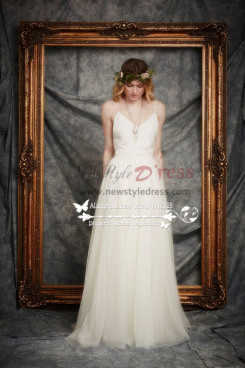 New Arrival Wedding jumpsuits with Tulle detachable skirt wps-090