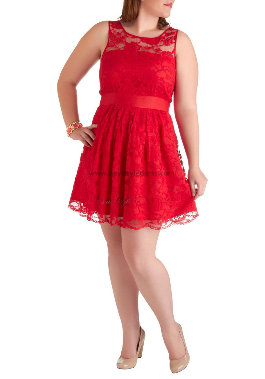 plus size dresses on-line